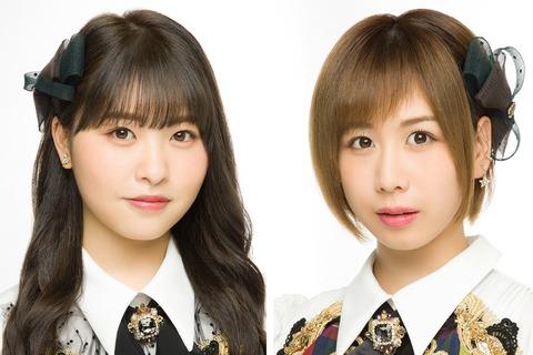 【AKB48】#大家志津香(28)と中西智代梨(25)、漫才日本一決定戦「M-1」参戦決定!「本気で挑戦します」  [ジョーカーマン★]