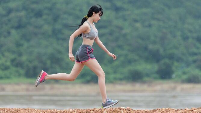 自慰のかわりにジョギングするようにしたら人生変わった