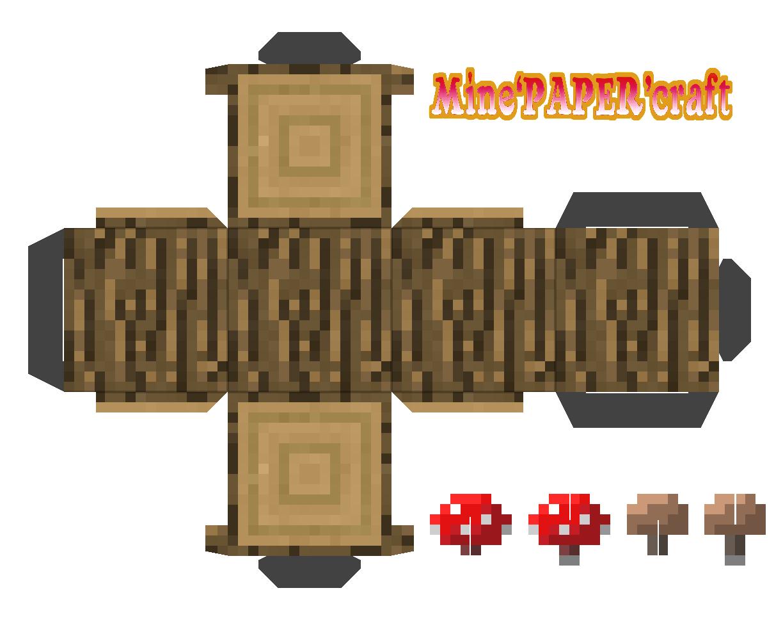 マイン クラフト ラッキー ブロック 作り方