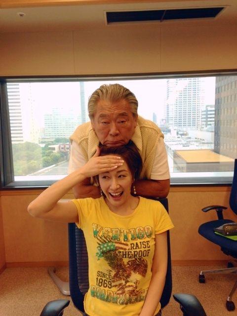 みのもんたとラジオのアシスタント南波糸江アナ