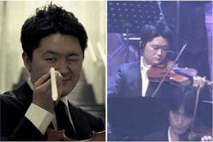ヴァイオリニスト宮崎司