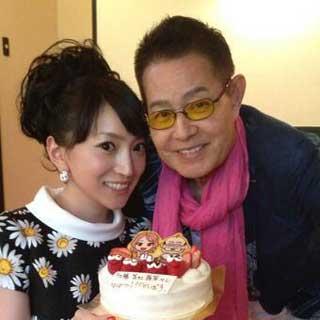 加藤茶と綾菜さん