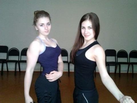 男より丈夫な筋肉を持つロシアの17歳の美少女