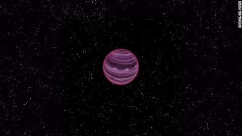 孤独に浮かぶぼっち惑星