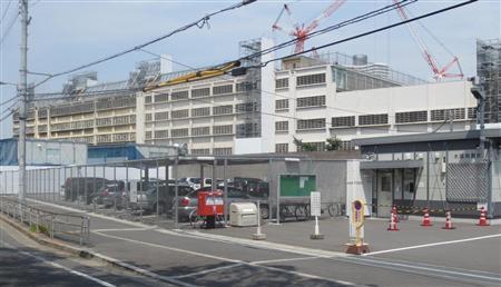 性犯罪を繰り返した池迫哲士容疑者が勾留されている大阪拘置所