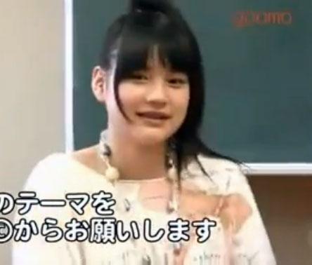 数年前の能年玲奈ちゃん