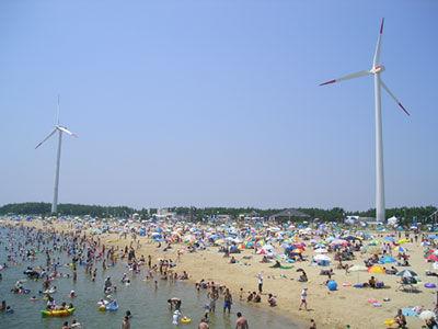 愛知県海水浴場
