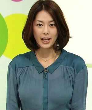 NHK杉浦友紀アナウンサー