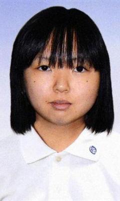 広島少女強盗殺害の被害者少女すっぴん