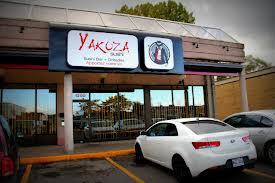 『ヤクザ』と言う名前の寿司屋