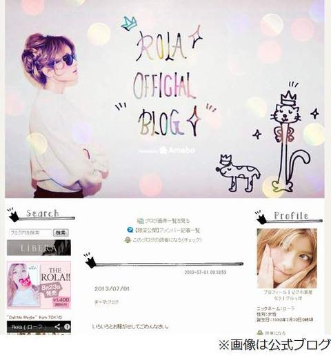 ローラのブログ