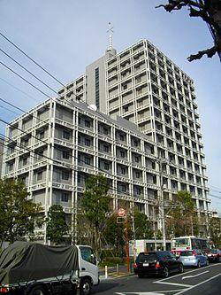 NHK放送技術研究所建物