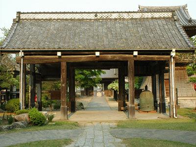 大分県津久見市の寺