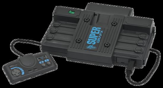SuperGrafx-Console-Set