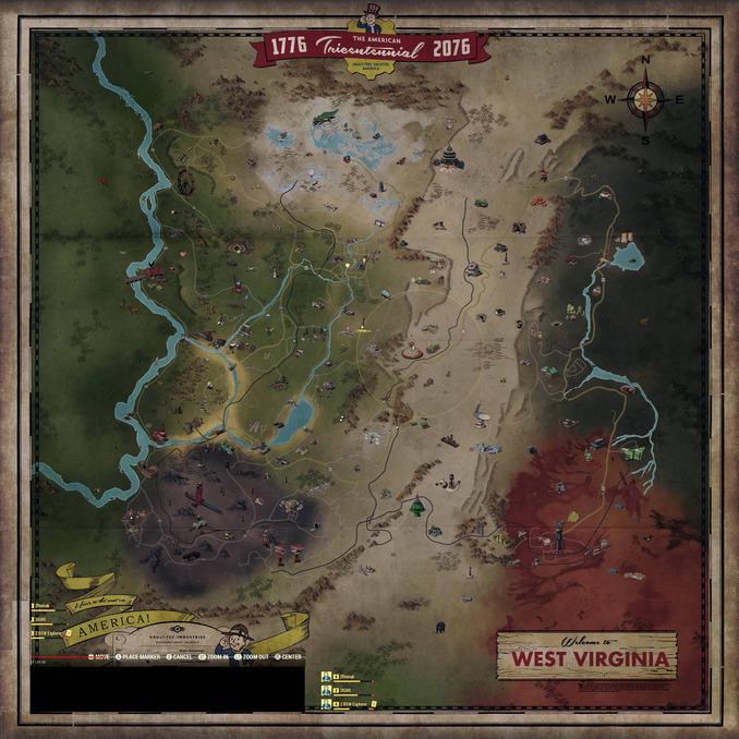 4k Composite Map