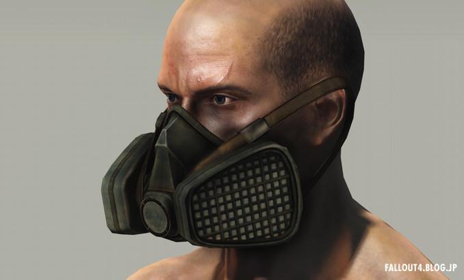 Fallout 4 Breathing Mask Mod 887c46fe