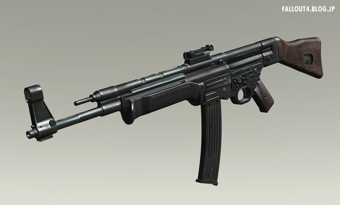 The Sturmgewehr 44  StG 44