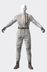 レーシングカードライバーのアンダーアーマー