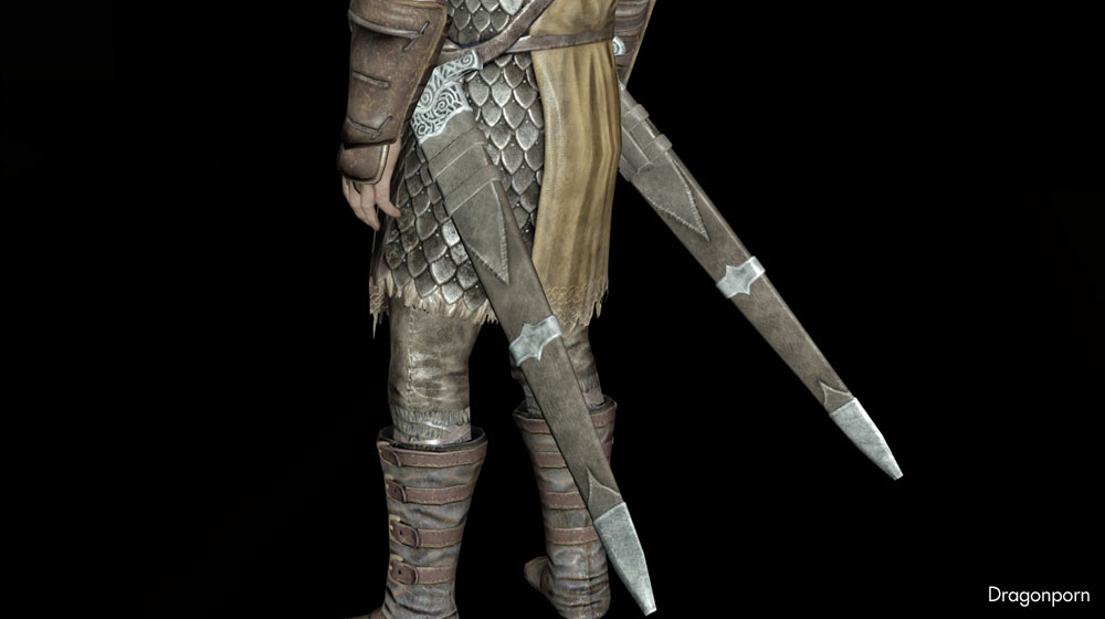 A Lot of Dual Sheath Redux Patches at Skyrim Nexus - mods