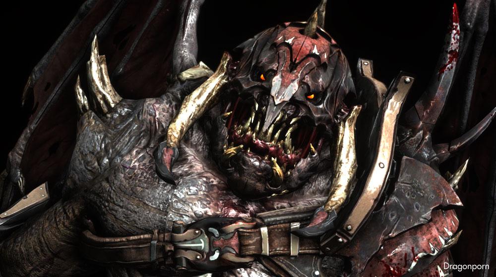 Demon werewolf skyrim - photo#24
