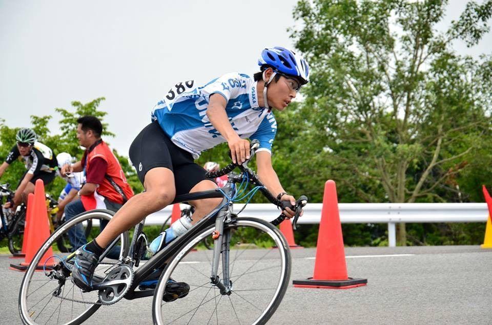 大学自転車競技部:大阪大学 ...