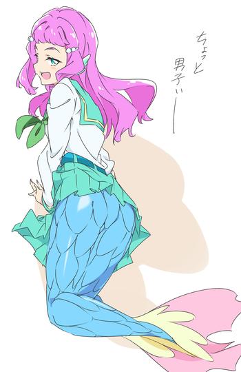 トロピカル〜ジュ!プリキュア ローラ