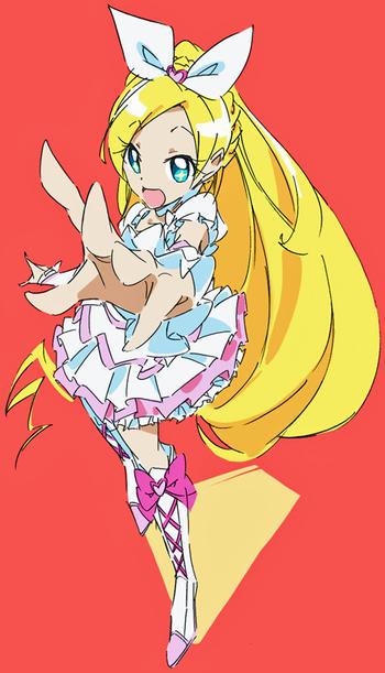キラキラ☆プリキュアアラモード キラ星シエル
