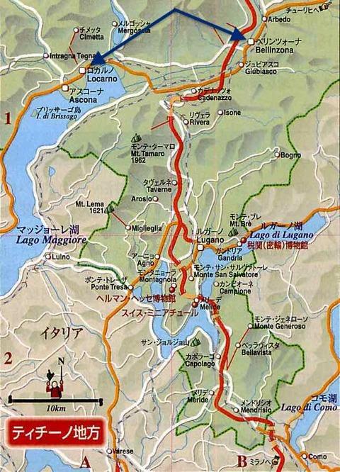 11ロカルノの地図