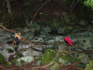 道志村キャンプ 001