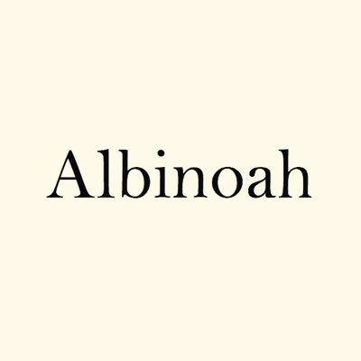 Albinoah_ファッション_ブランド_アパレル