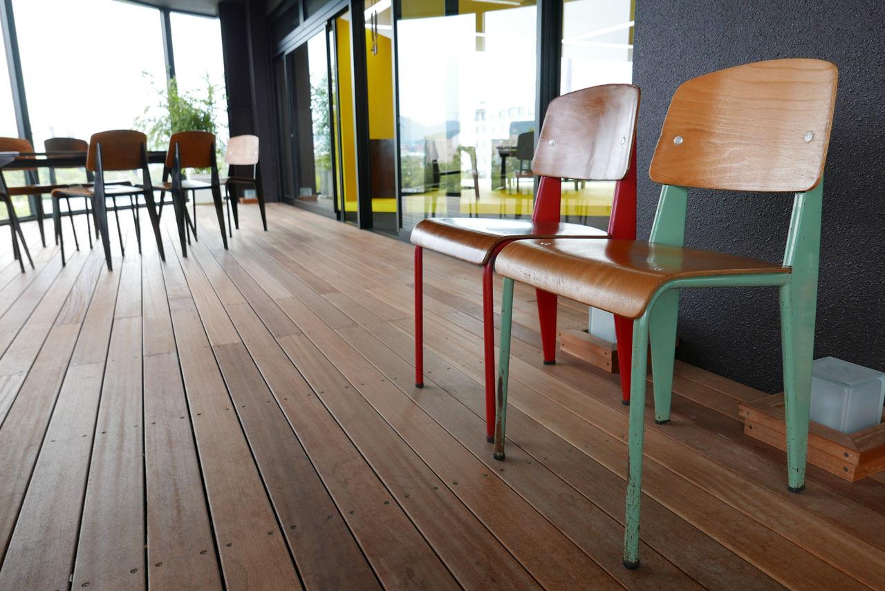 ジャン・プルーヴェ_Jean Prouvé_スタンダードチェア_Standard Chair