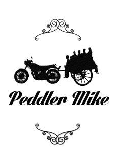 放浪する雑貨屋_Peddler_Mike
