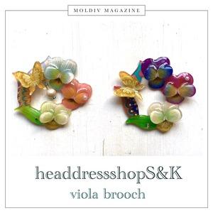 headdressshopS&K_ヘッドドレス_ブローチ