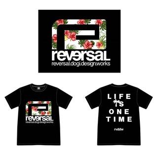【リバーサル × 我流】限定 アロハ BIGMARK Tシャツ