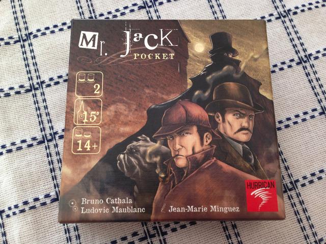 ミスタージャックポケット - Mr. Jack Pocket