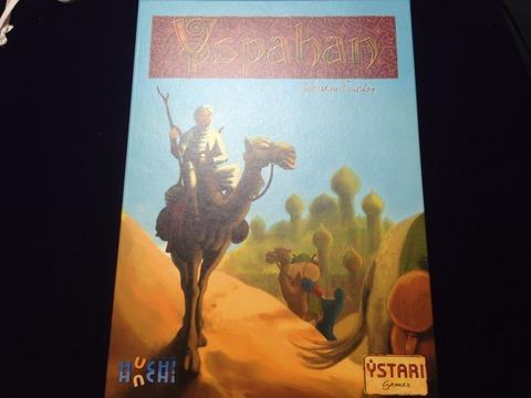 イスファハン - Yspahan