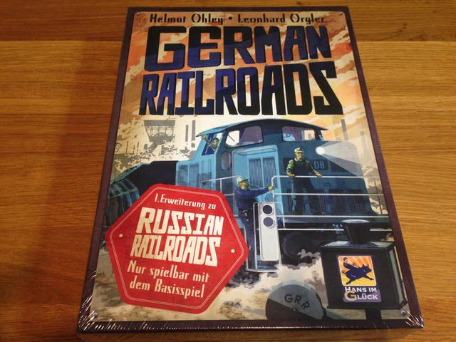 ジャーマンレールロード - German Railroads