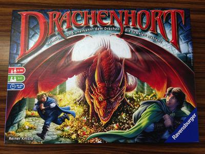 ドラゴンの宝石 - Drachenhort