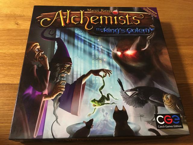 アルケミスト:王のゴーレム - Alchemists: The King's Golem