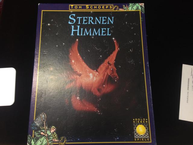 十二星座ゲーム - Sternenhimmel