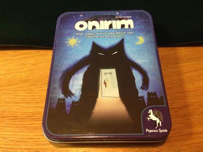 オニリム - Onirim