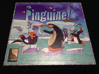 オイ!それは俺の魚だぜ!デラックス版 - Pinguine! Deluxe!