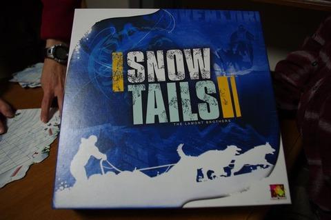 雪国物語 - Snow Tails
