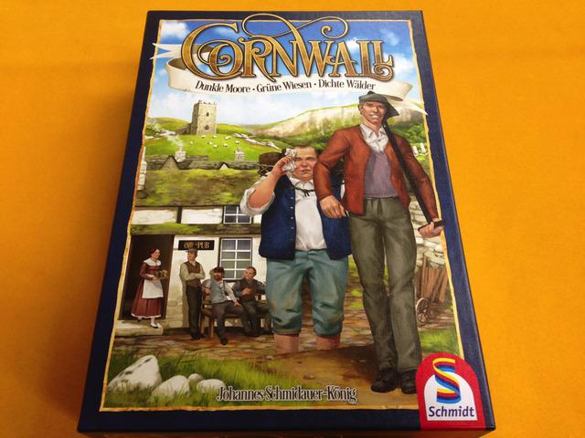コーンウォール - Cornwall