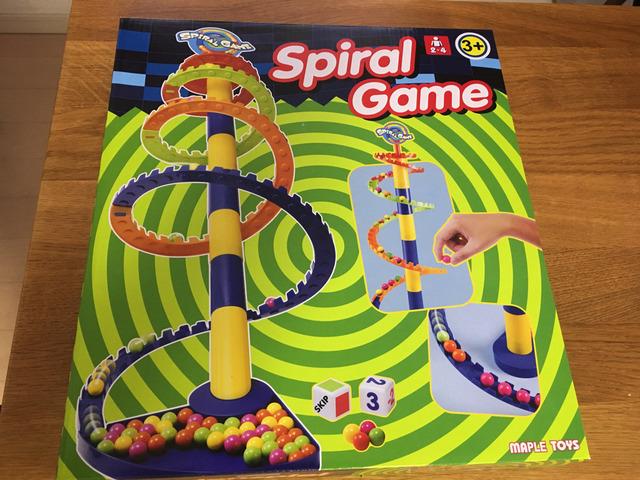 スパイラルゲーム - Spiral Game