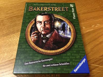 ベーカーストリート - Bakerstreet