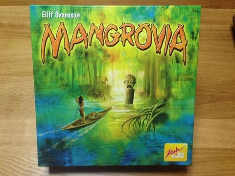 マングロービア - Mangrovia