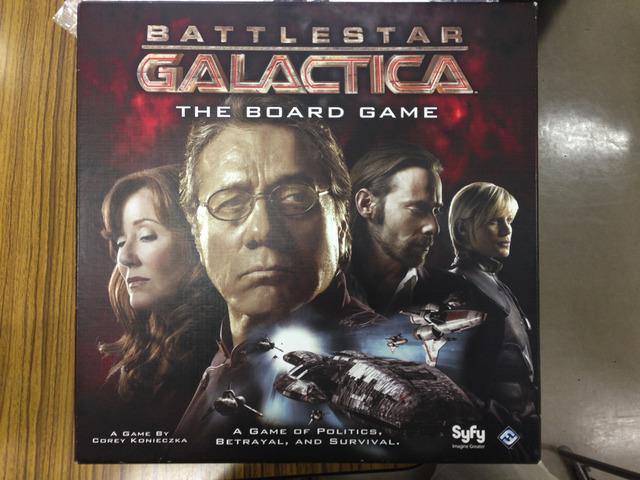 バトルスターギャラクティカ - Battlestar Galactica