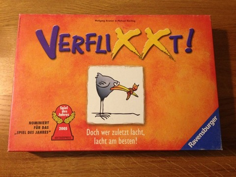 勝利への道 - Verflixxt!