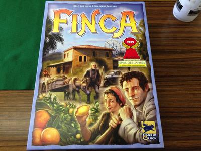 フィンカ - Finca